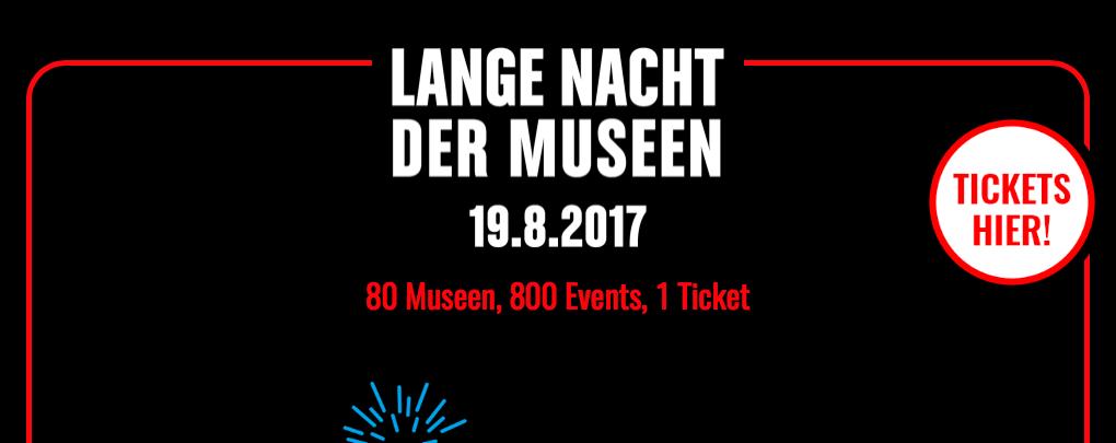 003 Kultur! Die Preview zur Langen Nacht der Museen